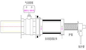 双缸全自动高温窑炉摄像仪